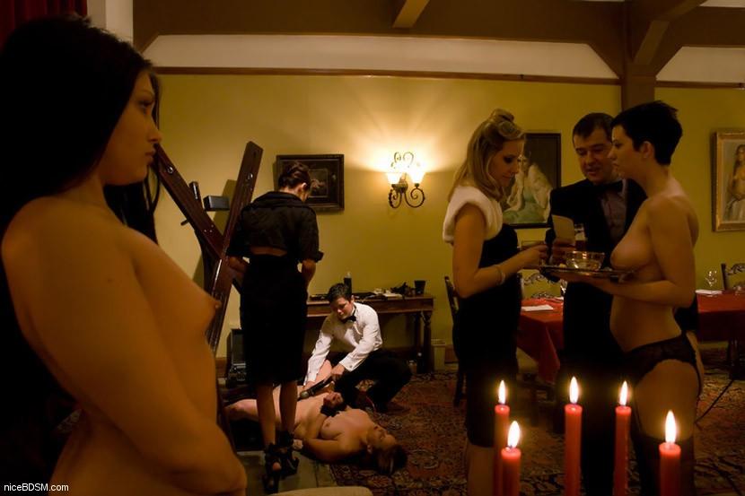 BDSM Party Etiquette