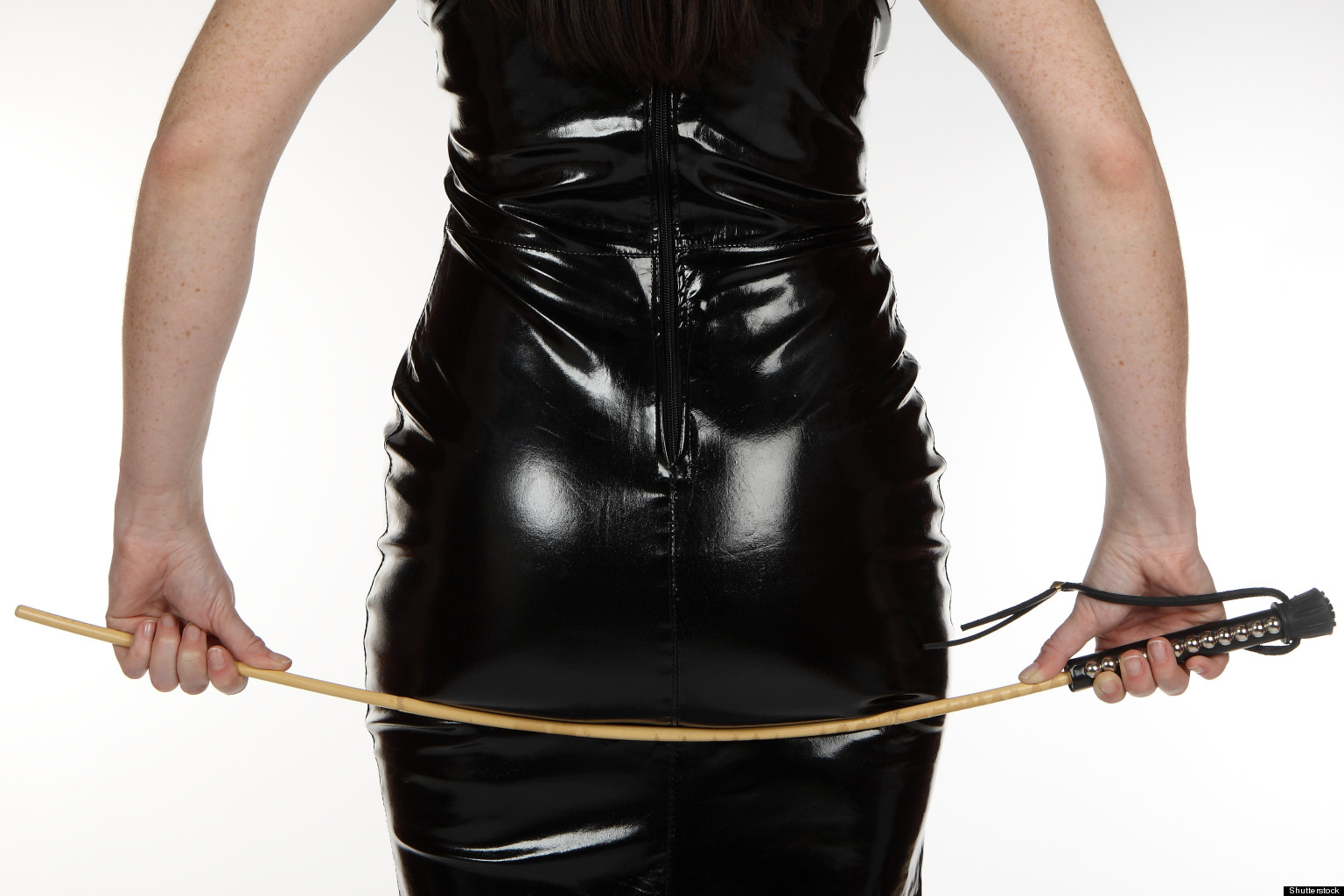 Tied up in pantyhose fantasy