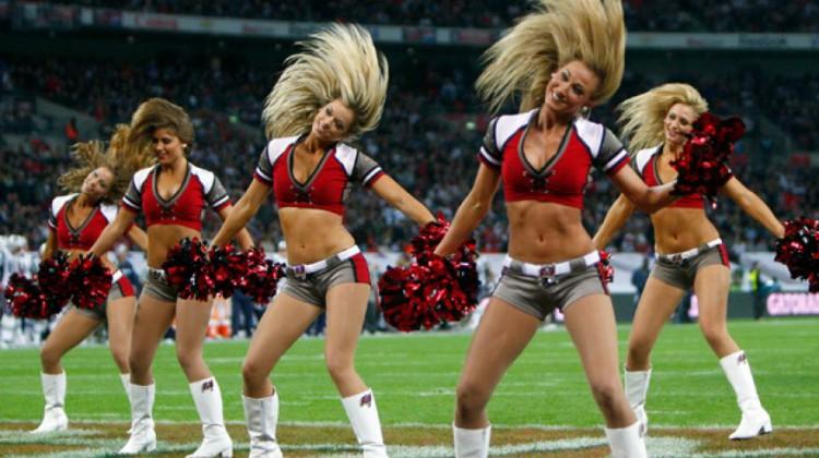 BDSM Story Cheerleaders
