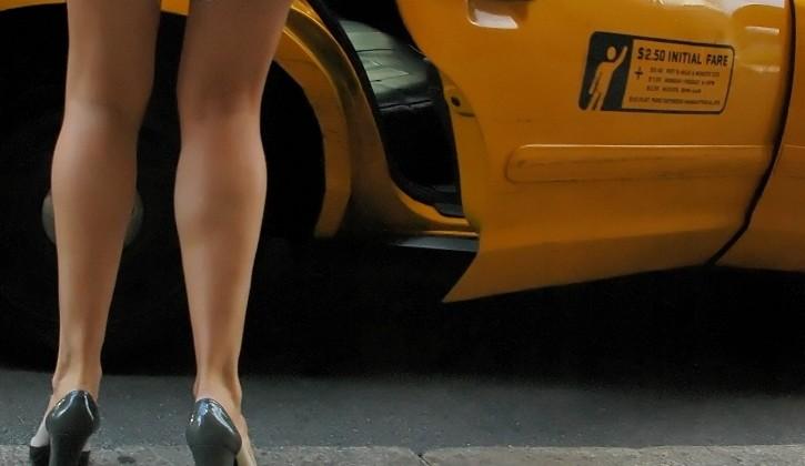taxi cab bdsm sex