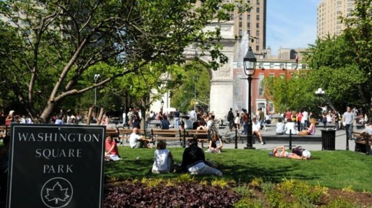 Washington Square Park Story