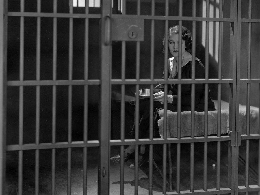 Jail cell sex