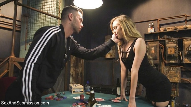 bdsm sex poker game