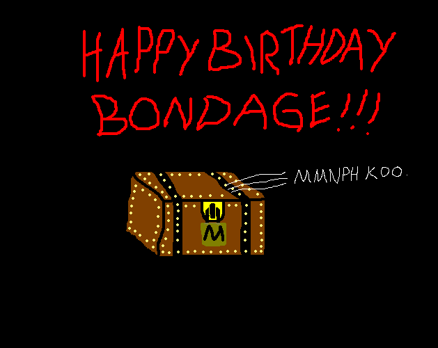 Bondage Birthday