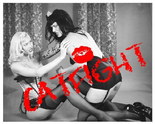 Girls Catfight