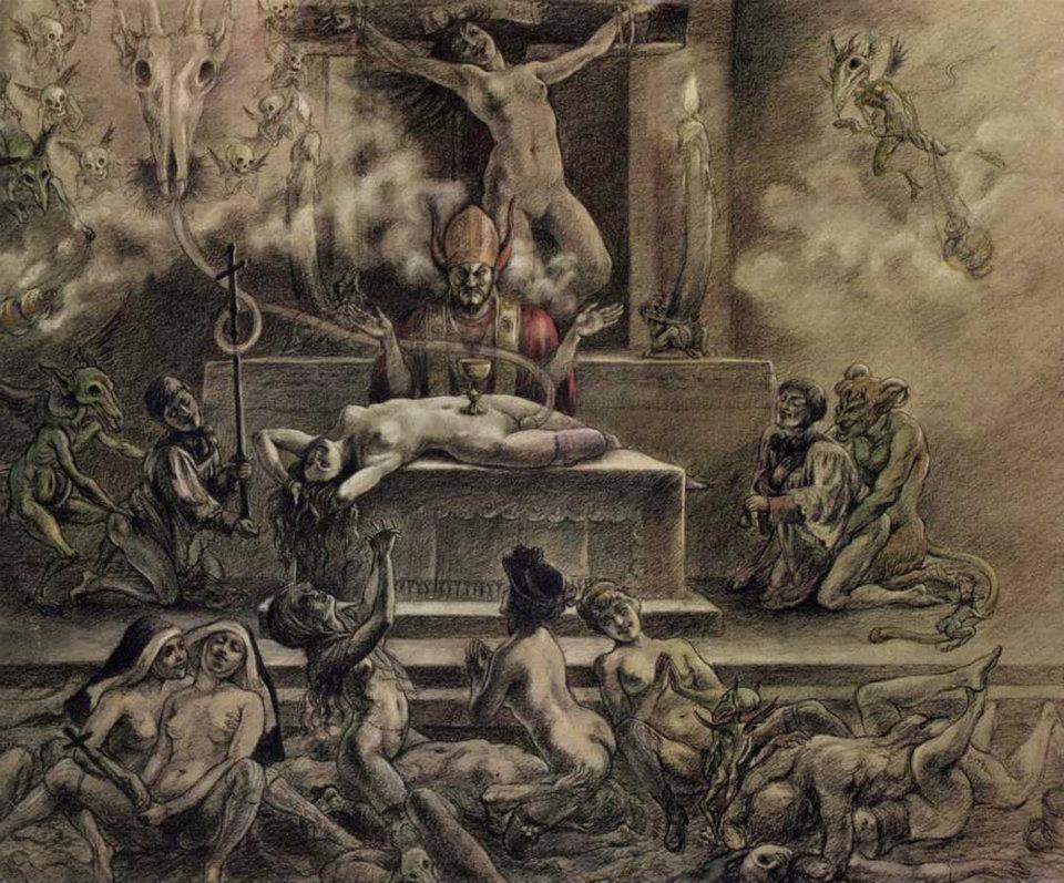 bdsm cult ritual