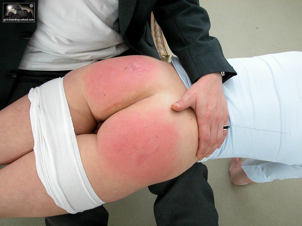 kinky night spanking
