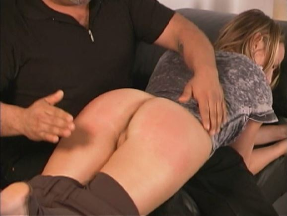Another Spanking Fantasy