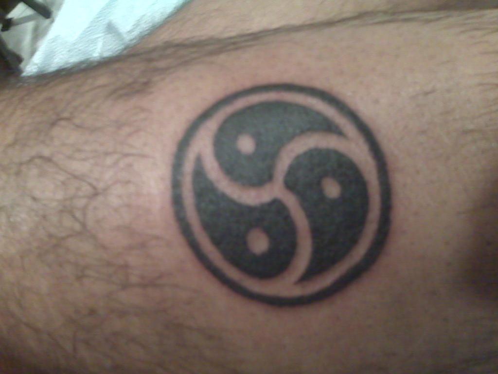 You slave symbol bdsm seems