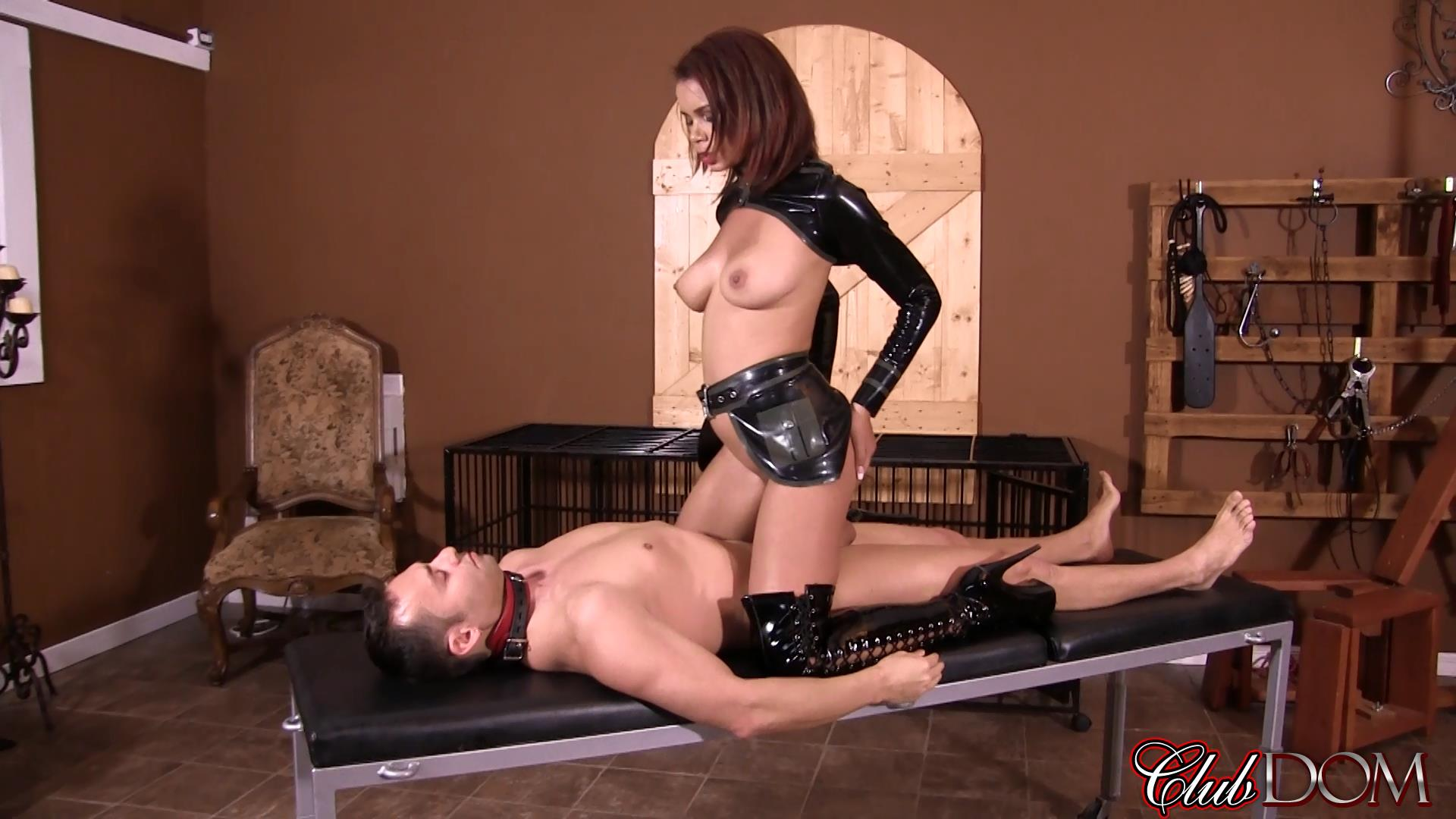 Bdsm female domination stories