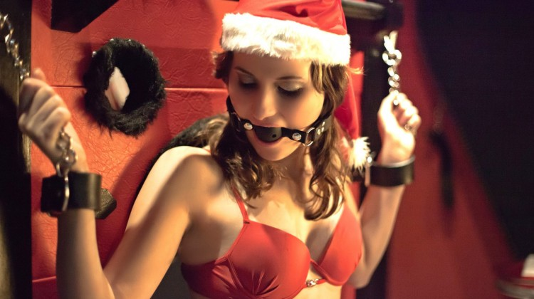 bdsm christmas card