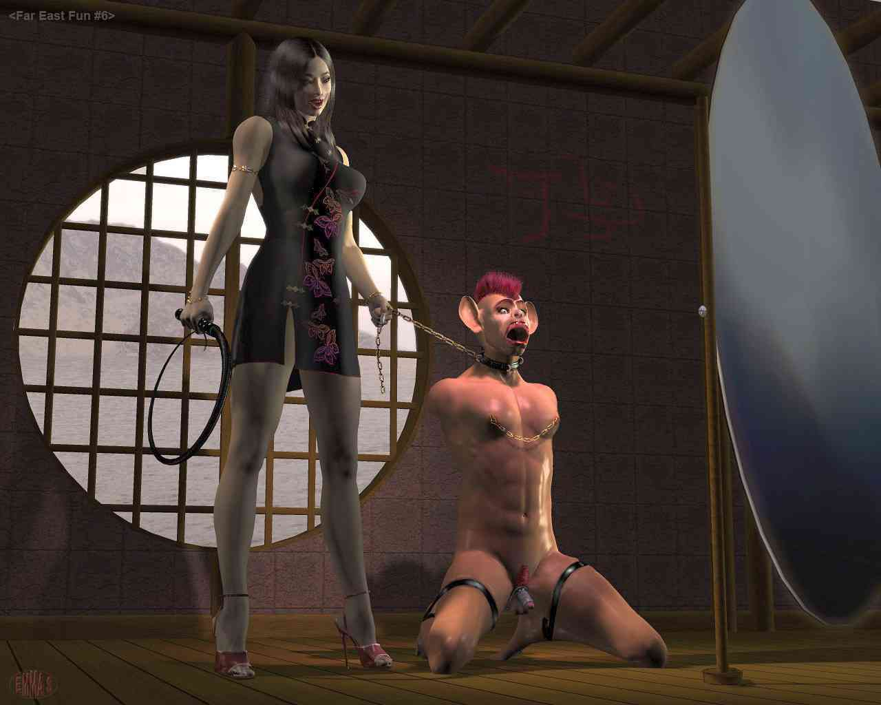 bdsm male slave stories