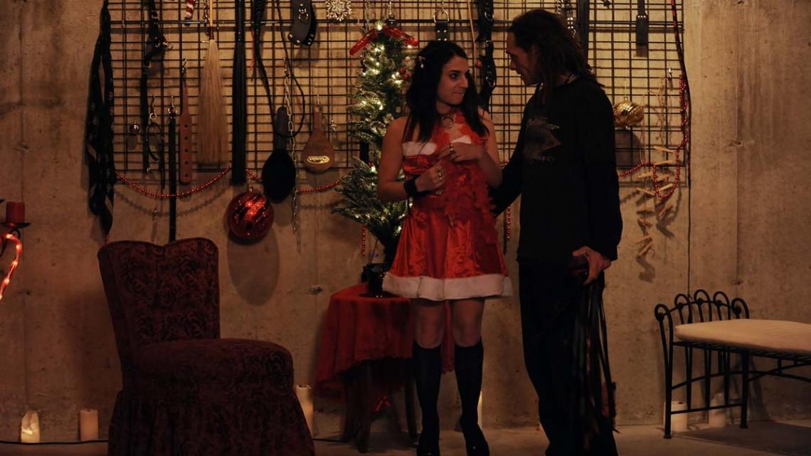 Christmas elf porn story