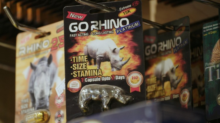 rhino sexual enhancement pill