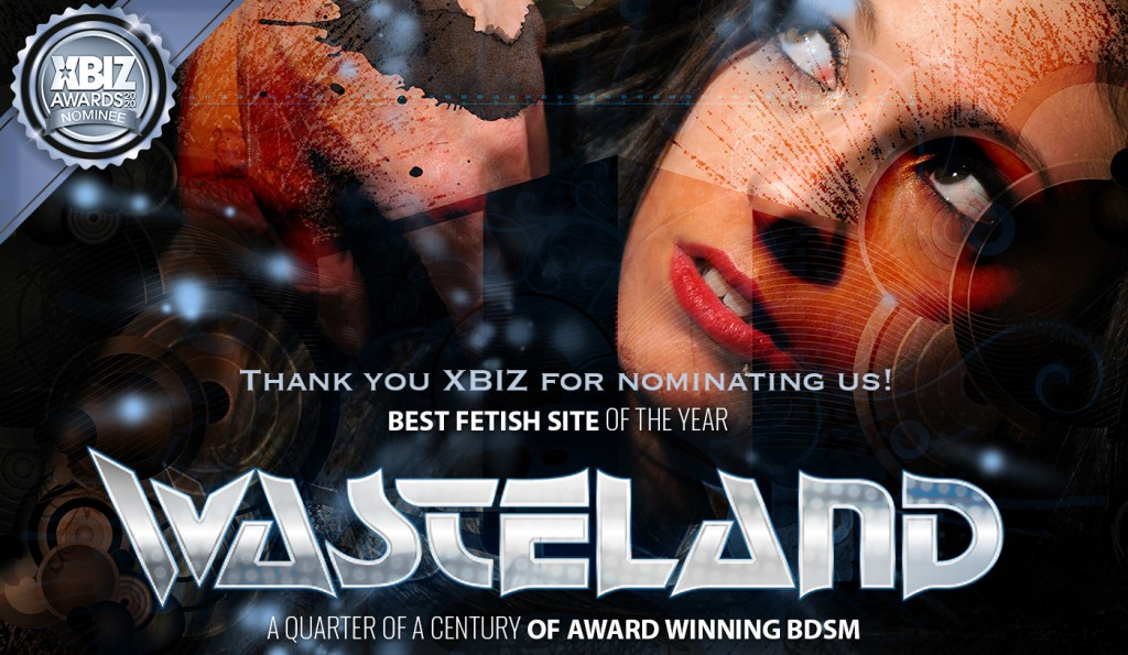 xbiz wasteland award